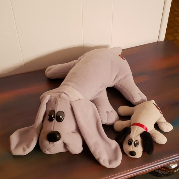 Vintage Mama and Baby Pound Puppies